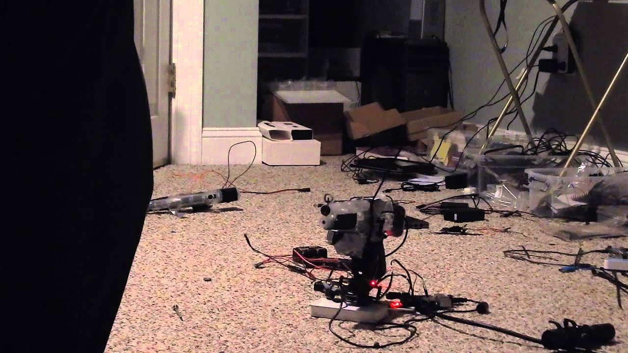 Sentry Turret - Hacks & Mods - Hak5 Forums
