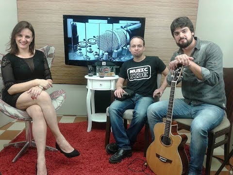 Tarde na TVC 17 07 2017 com Hometown Blues Band
