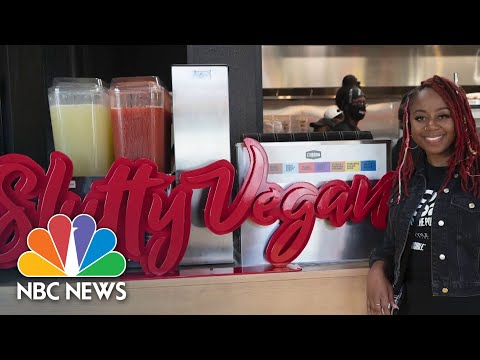 Working Women's Week: NBC News profiles Pinky Cole, Owner Slutty Vegan Restaurant