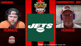 #Browns vs #Jets Monday Night Football Postgame Show