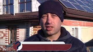 Сонячні панелі на своєму  будинку у Микулинцях встановила Наталія Лучейко(, 2018-01-05T12:53:23.000Z)