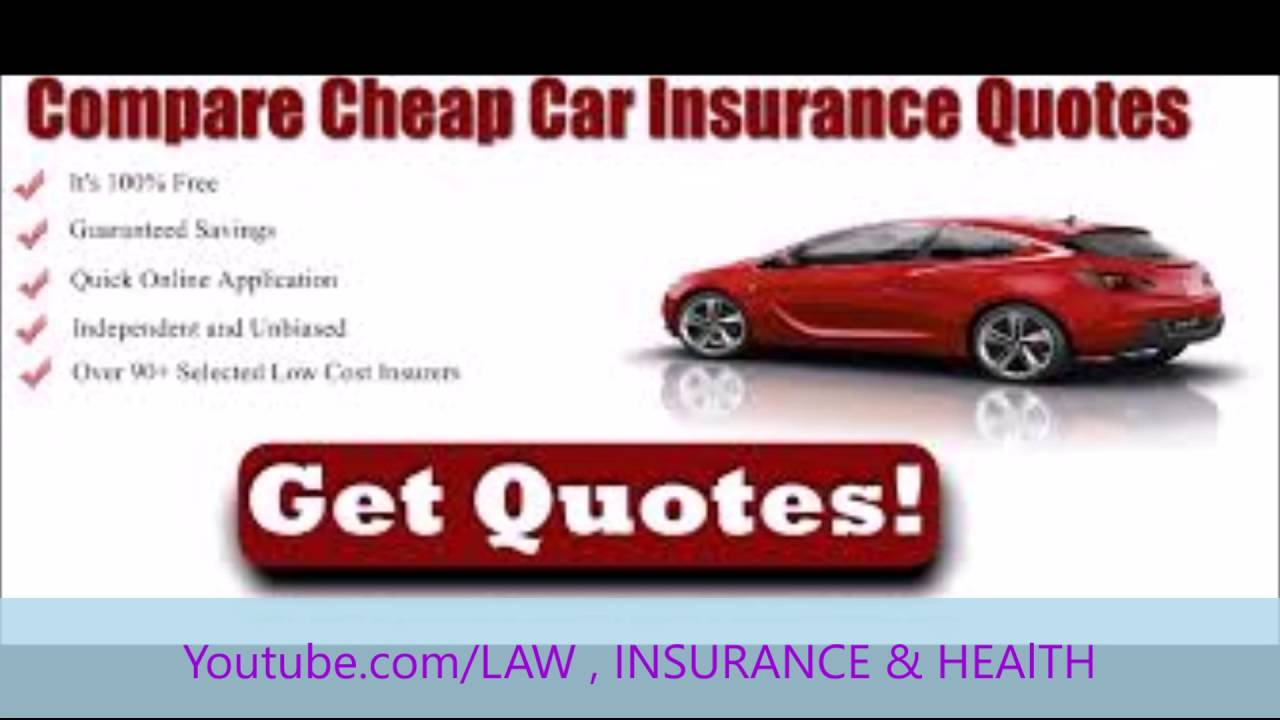 how to get a cheaper car insurance without history
