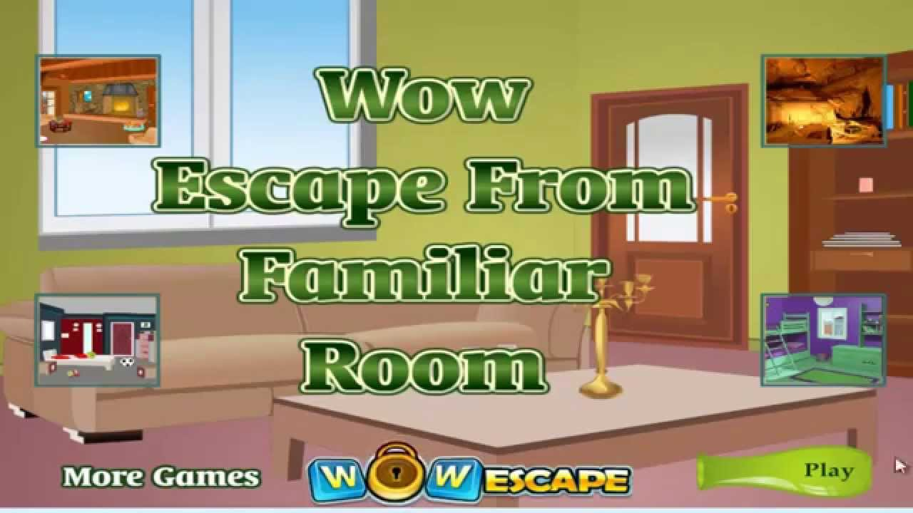 Escape Room Solution Youtube