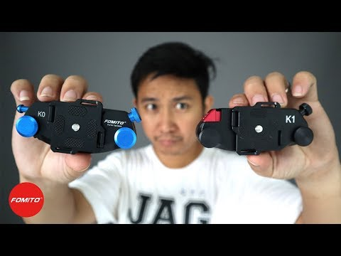Fomito K1 and K0 Camera Clip Review