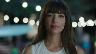 Gillette Body Grooming - Hannah Simone QR code video