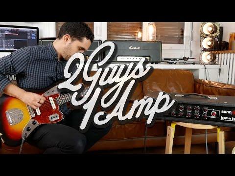 Sunn Beta Lead - Amp demo