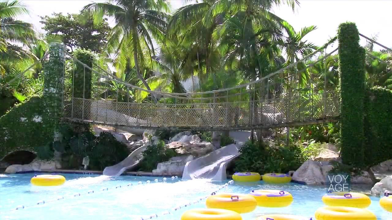 Hilton Rose Hall Resort Spa Montego Bay Jamaica On Voyage Tv You