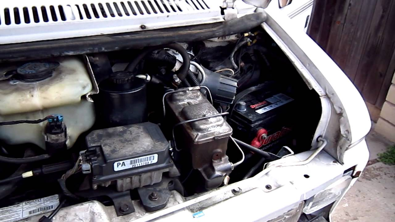 95 gmc 2500 engine