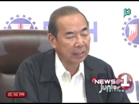 """DPWH secretary Singson """"Never entertain any request from unscrupulous individual using his name"""""""
