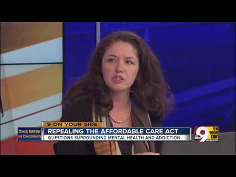 This Week in Cincinnati: What does Obamacare repeal mean for mental health, addiction?