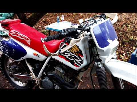 $500 XR250 PROJECT