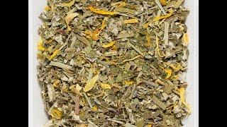 Монастырский чай для очищения печени