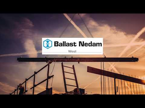 Photo compilation building project from Ballast Nedam West