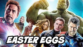 Download Avengers Endgame Easter Eggs and Ending Scenes Breakdown Part 2 Mp3 and Videos