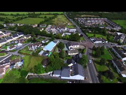 Straffan village - Co Kildare 2015
