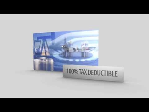 Oil and Gas Investing - High Yield - 100% Tax Deductable - FREE eBook