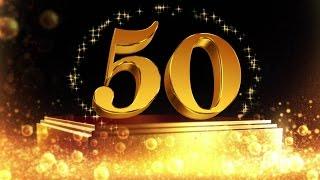 Самый лучший фильм -  Юбилей 50 лет. Эксклюзив. Пародия. Лучшие моменты жизни. Подарок папе.