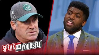 Doug Pederson out as Eagles coach after 5 seasons — Acho & Wiley react   NFL   SPEAK FOR YOURSELF