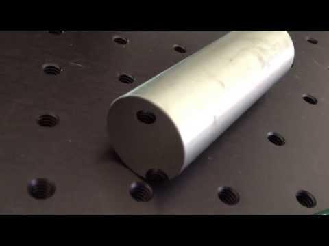 Germanium Etalon for Quantum Cascade Laser Calibration sales@dmphotonics.com