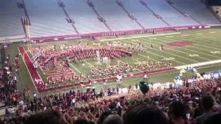 【ビックスケール】University of Arkansas アーカンソー大学 フットボール試合の