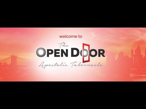 Sunday | April 5 | The Open Door Apostolic Tabernacle