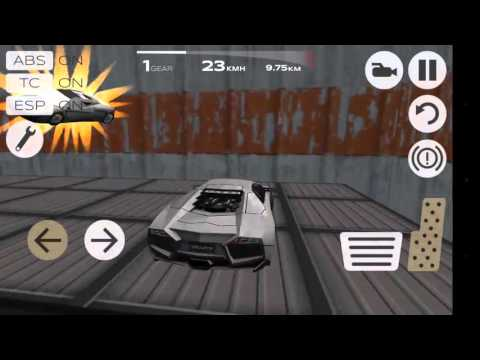 Extreme Car Racing Simulator All collectibles Part 2