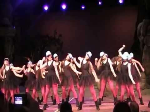 ADRIANNA JENEUSSE OCAMPO - DISNEYLAND 2012 MS JEANETTE MCCULLOCH SCHOOL OF DANCE