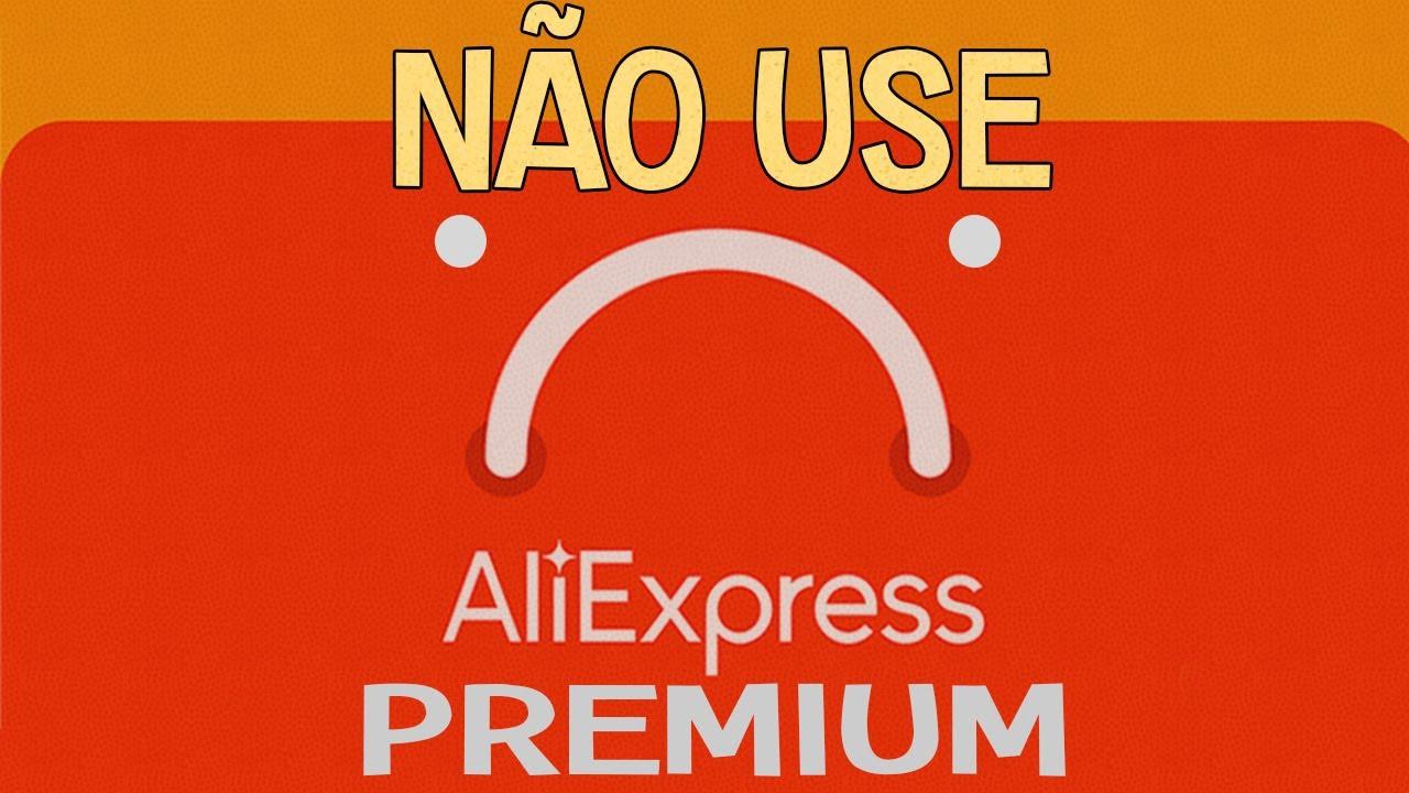 Fiquem longe do Aliexpress Premium!!!