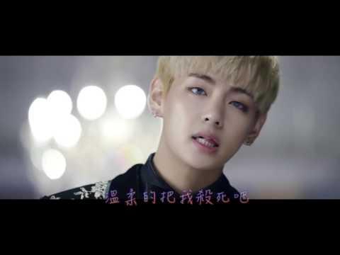 【半糖少冰中字】防彈少年團 (BTS) 'WINGS' 02. '血汗&淚 (Blood Sweat & Tears)' 精效韓中 高清MV