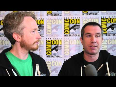 Zeb Wells and Mathew Senreich Talk about Super Mansion at Comic-Con 2015
