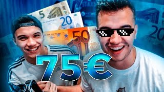 Video de MI HERMANO ME DA 75 EUROS POR KILL |  BATALLA DE KILLS VS MI HERMANO