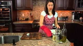 Gluten-free Parmesan Baked Artichokes