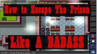 The Escapists: How To Escape Like a BADASS!