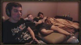 Мэддисон, Cake, Faker, WLG - Steam Game Gauntlet (Стрим хата) Порно на twitch tv