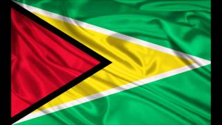 "National anthem of Guyana ""Dear Land of Guyana, of Rivers and Plains"""