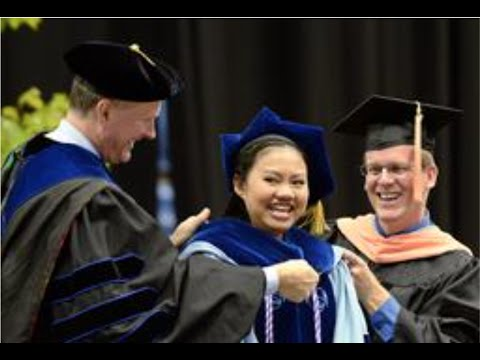 2015 Doctoral Hooding Ceremony Unc Chapel Hill Youtube