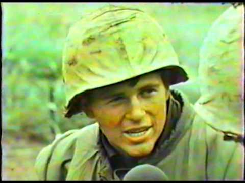 An American Marine in Con Thien, Vietnam - Interview