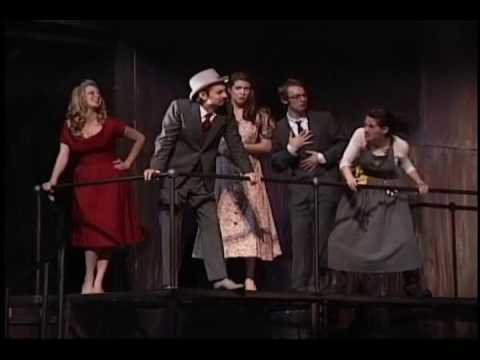 Act One Finale  Urinetown Baylor Theatre