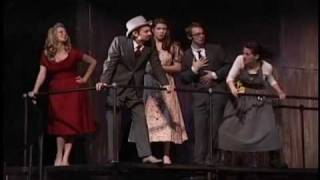 Act One Finale - Urinetown Baylor Theatre
