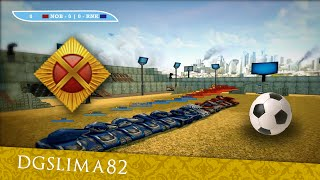 Rankup: Football Match [dgslima82] | Tanki Online