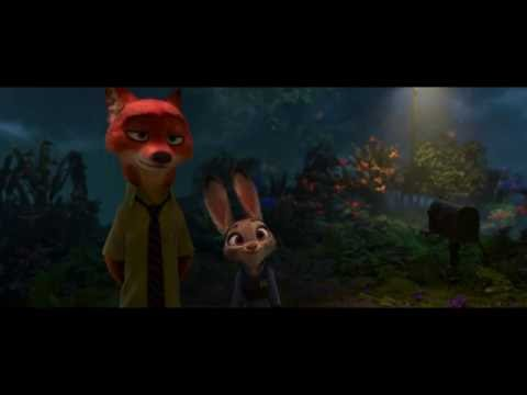 Tujunga. [Chase Scene]-Zootopia. (Full-HD)