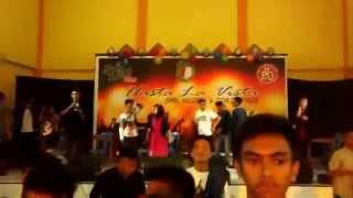 Acara Perpisahan SMK Negeri 1 Gorontalo 2014