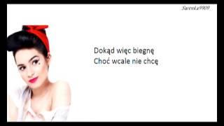 Ewelina Lisowska - Nieodporny rozum (tekst na ekranie)