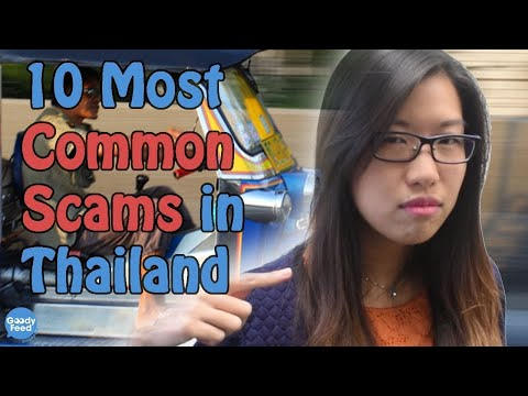 10 Most Common Scams in Thailand all Tourists Need to Know