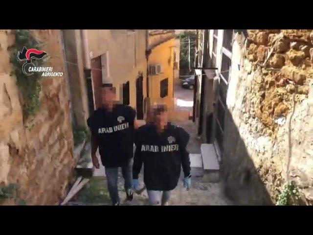 AGRIGENTO - Proseguono i controlli nel centro storico: 33enne arrestato per droga