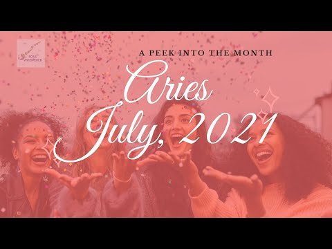 ♈ ARIES ♈: Emanating Love So Share It - July