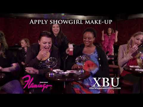X Burlesque University || Flamingo Las Vegas