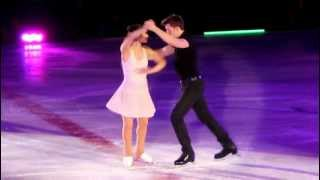 stefania bertonondrej hotarek kings on ice 2012 dirty dancing ive had the time of my life