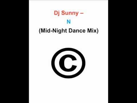 Dj Sunny - N (Mid-Night Dance Mix)