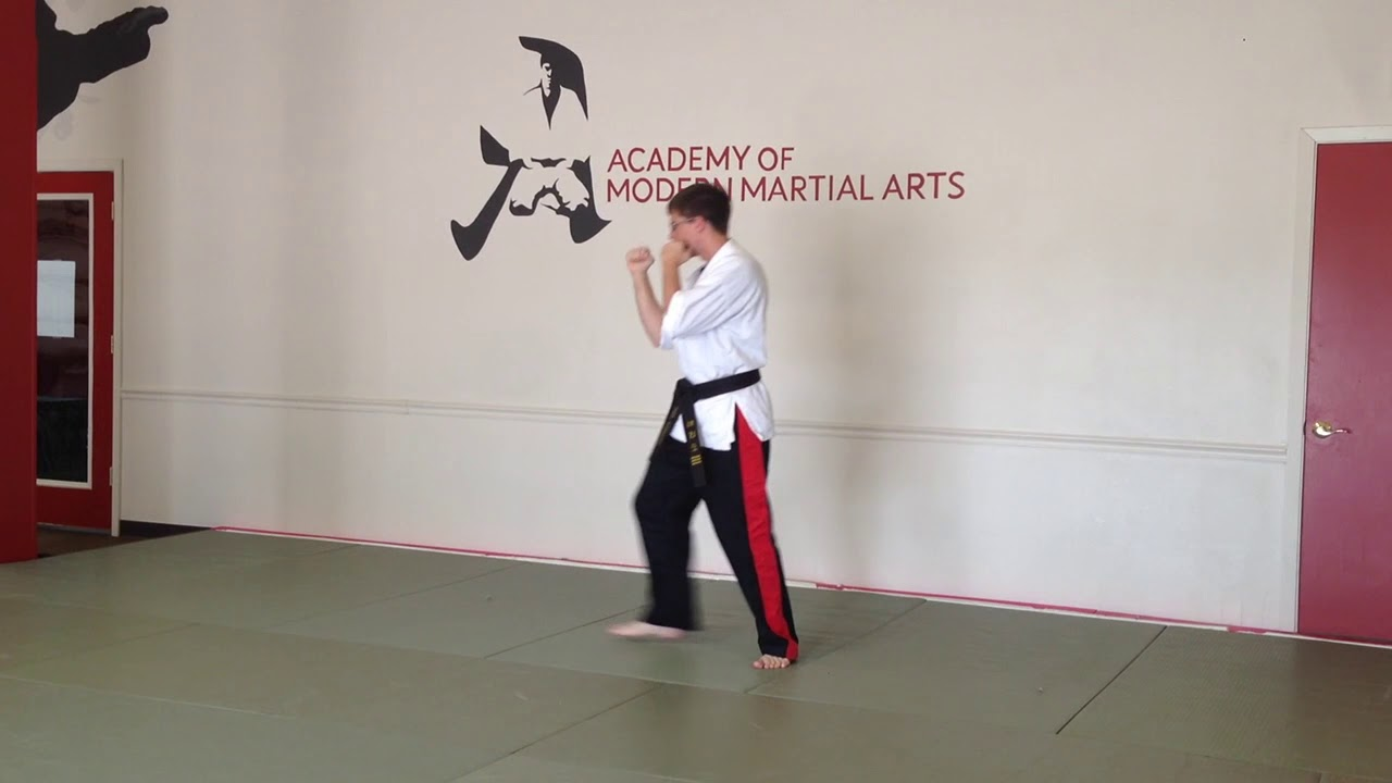 Orange Belt Curriculum